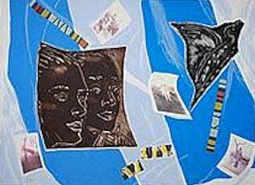 AFRICAN AMERICAN ART PRINT Legacy Carl Owens 6x9
